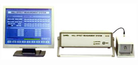 Van der Pauw HMS-3000 Hall Measurement System